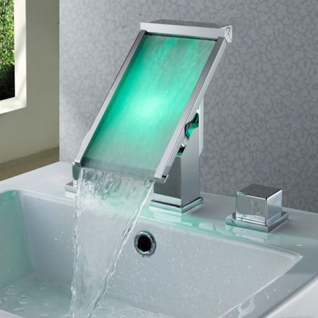 Led Bathroom Faucets Available Here - Bathselect Blog
