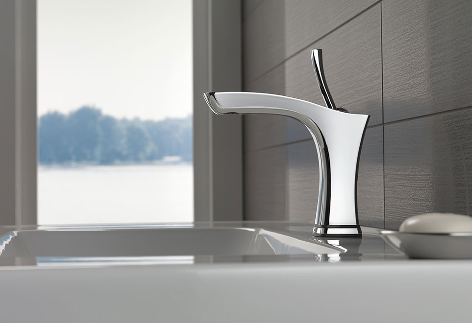 Selection Of Bathroom Light Fixtures: Bath Sink Faucets Design Ideas & Product Selection
