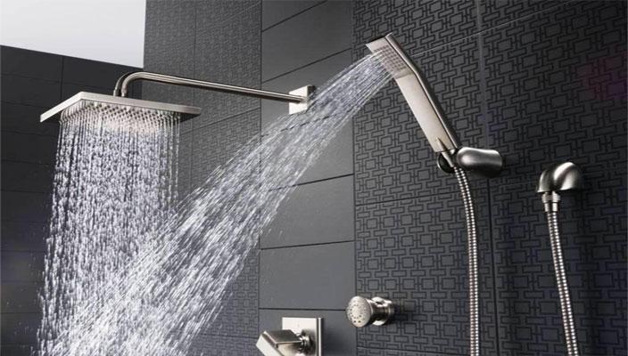 Selection Of Bathroom Light Fixtures: Best Shower Design- Design Your Quality Dream Shower