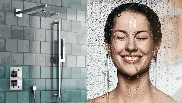 The Perfect Shower Head Water Flow Bathselect Blog