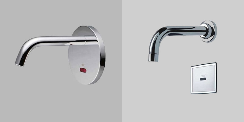 Wall Mount Commercial Sensor Faucets