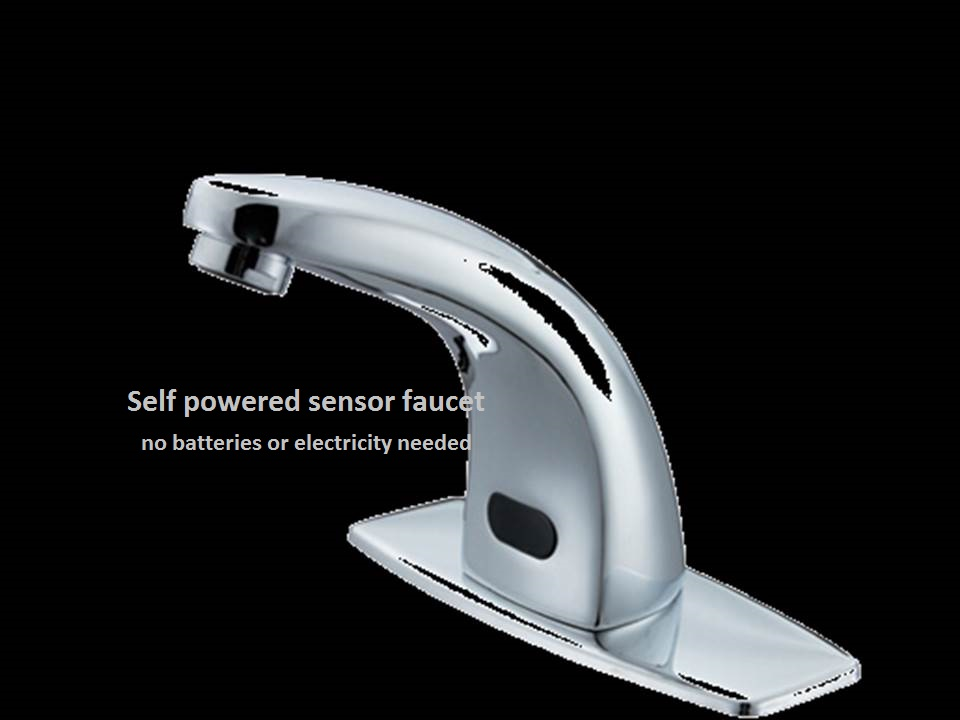 Self Powered Sensor Faucets For Commercial Use