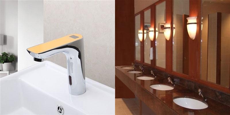 The Commercial Sensor Faucets