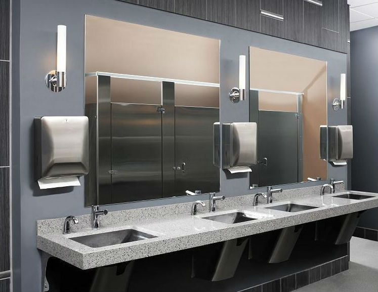 Lavatory Commercial Sensor Faucets Bathselect Blog