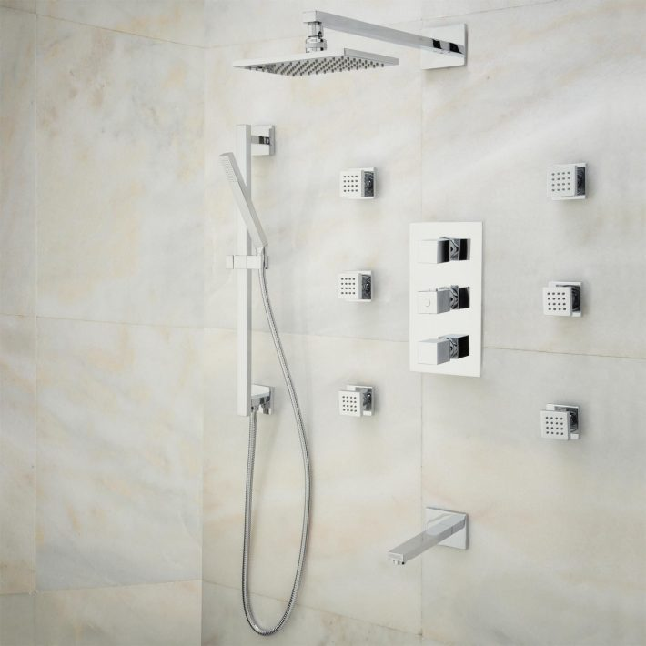 4 Way Shower Valve Installation Shower System Guide